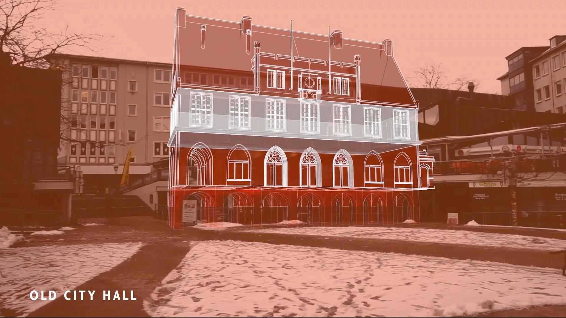 Kielonium AR Historical Citytour