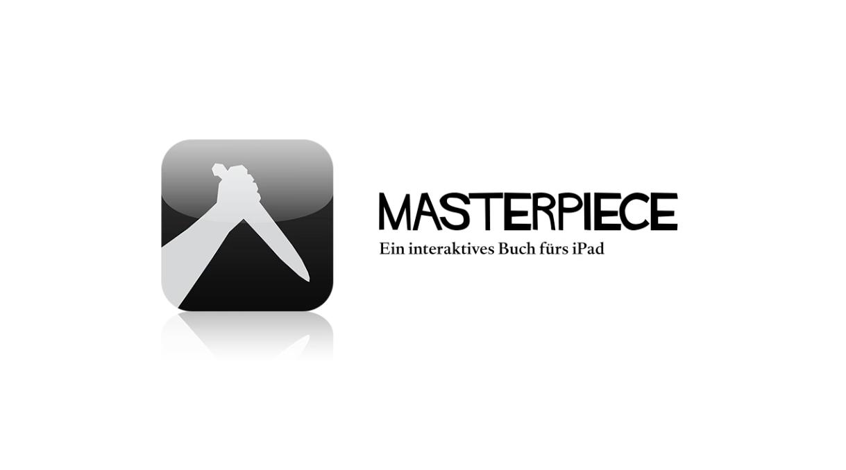Masterpiece - ein interaktives Buch fürs iPad