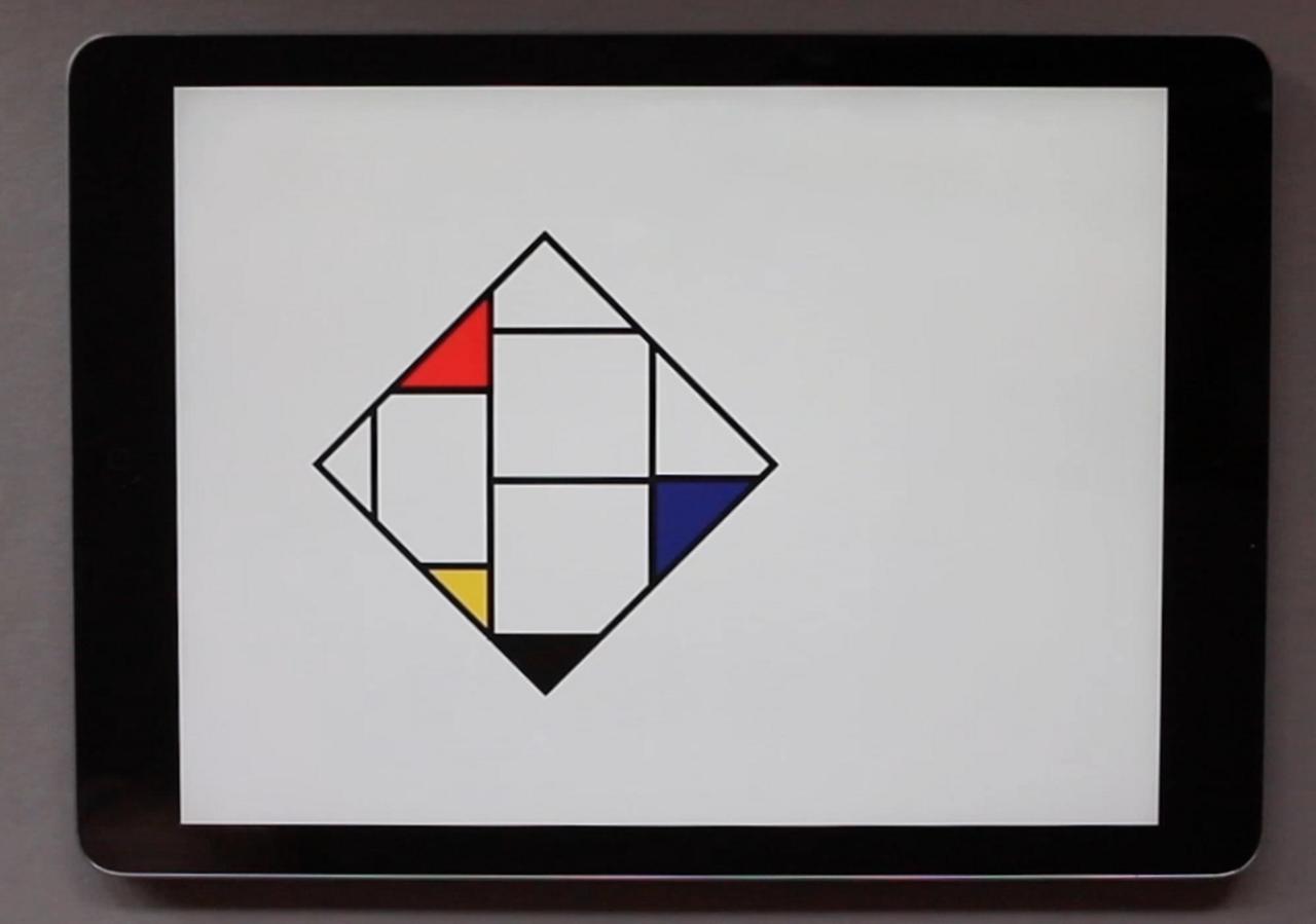 Mondrian App
